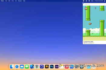 Flappy Bird comes to Mac as clever interactive notification