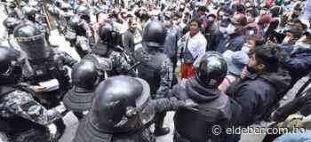 Armin Lluta afirma que Los Yungas le cobraron el conflicto al Gobierno en segunda vuelta   EL DEBER - EL DEBER
