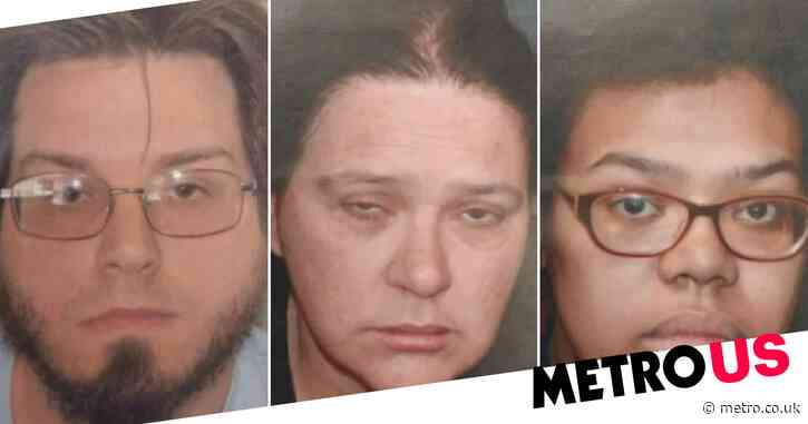 Children 'locked in attic were tortured with bats, pushed down stairs and starved by parents'