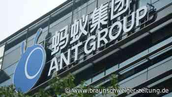 Fintech-Branche: Neuer Schlag gegen Alibaba: Finanzsparte Ant Group im Visier