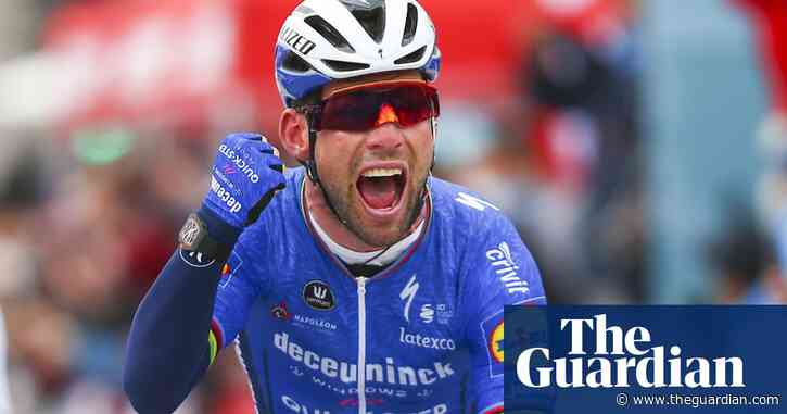 Mark Cavendish wins Tour of Turkey second stage to end barren run