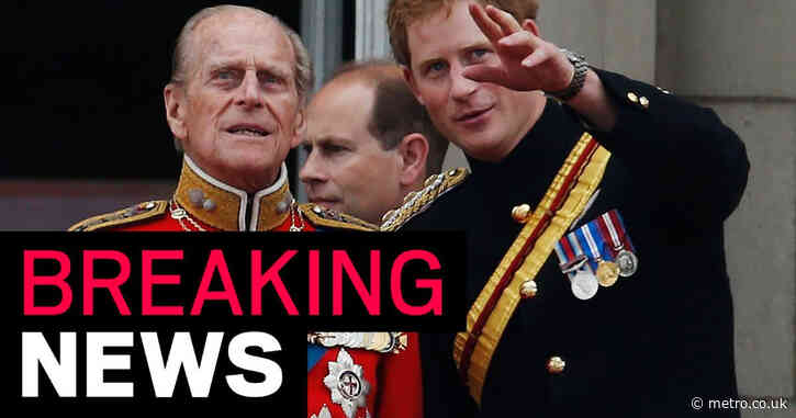 Prince Harry says Prince Philip was 'master of barbecue and legend of banter'