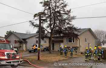 Thunder Bay Fire Rescue Responds Arundel Street House Fire - Net Newsledger