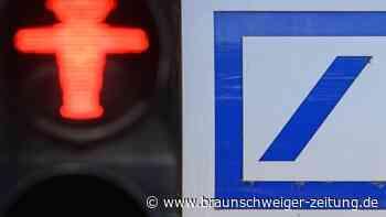Geplante Schließung: Deutsche Bank einigt sich mit Betriebsrat bei Filialabbau