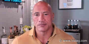 Dwayne Johnson teases bid for president in interview with Willie Geist