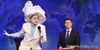 Iceberg that sunk Titanic hailed as one of 'SNL's' best sketches in a long time