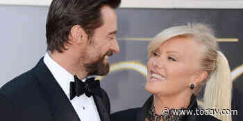 Hugh Jackman and wife stun in 1996 wedding photos shared for their 25th anniversary