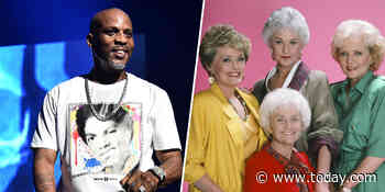 Late rapper DMX was apparently a huge fan of 'The Golden Girls'