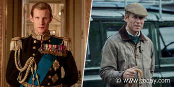 'The Crown' actors who portrayed Prince Philip honors him with fitting tributes