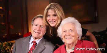 Jenna Bush Hager recalls Bible verses her grandparents read at her wedding