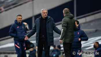 """""""Wenn du stehlen musst ..."""": José Mourinho musste mal wieder ausrasten"""