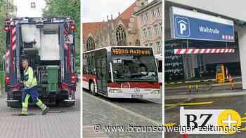 Braunschweig hat eine eigene Handy-App