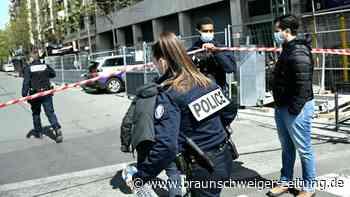 Ein Toter nach Schüssen vor Pariser Klinik