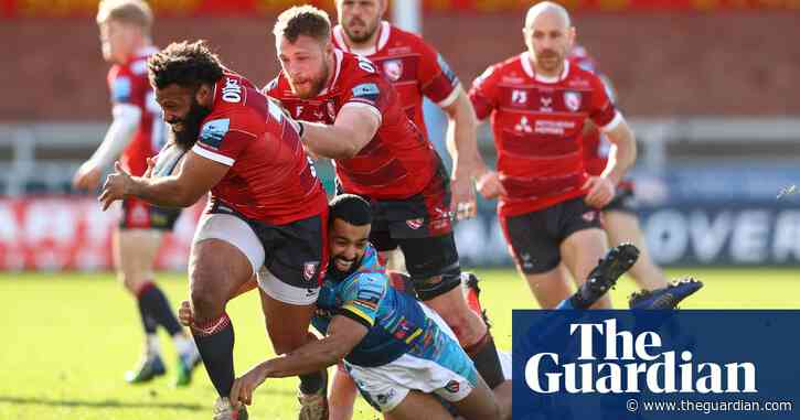 Premiership Rugby plans midweek fixture shift in effort to bring back fans