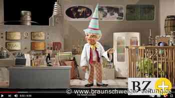Pandemie: Augsburger Puppenkiste erklärt Kindern den Corona-Selbsttest