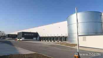 Neubau in Borgholzhausen: B+S Logistik: Unternehmen mit Blick fürs Ökologische - NOZ