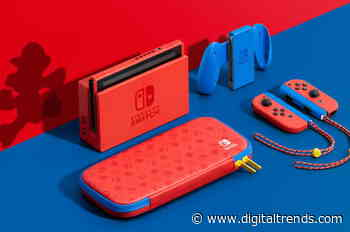 Nintendo hints that Switch shortages could be on the horizon