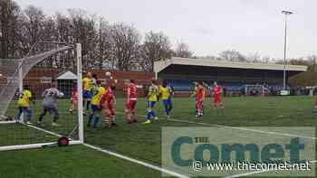 SSML Spring Cup: Baldock Town 1 Aylesbury Vale Dynamos 4 - The Comet