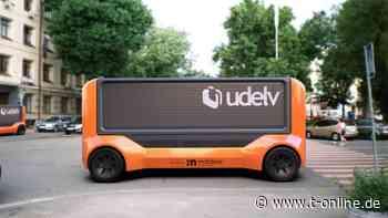 Roboterautos: Intel-Tochter will fahrerlose Lieferfahrzeuge ausstatten