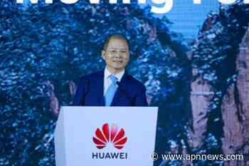Huawei: Optimizing portfolio to boost business resilience and navigate a challenging environment - APN News