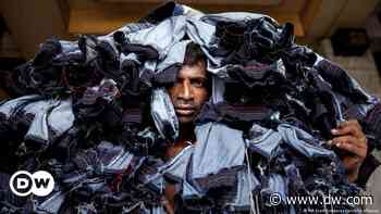 Cleaning denim's reputation, one pair of jeans at a time - Deutsche Welle