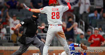 How the Phillies Beat the Braves on a Controversial Call
