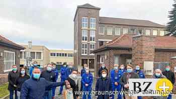 Braunschweiger BHW-Mitarbeiter fordern Erhalt ihrer Stellen