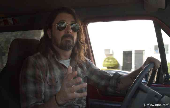 Watch the first trailer for new Dave Grohl documentary 'What Drives Us'