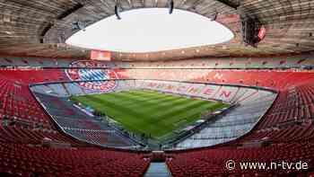 Entzug der Fußball-EM droht: München kann keine Zuschauer-Garantie geben