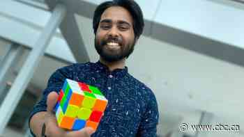 This former Rubik's record holder continues to unlock the true meaning of the cube