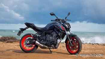 Fahrspaß garantiert: Yamaha MT-07 - eine für alle