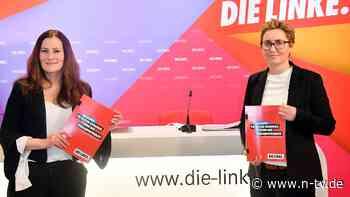 Kurskorrektur für Rot-Rot-Grün: Linke weicht Haltung zur Bundeswehr auf