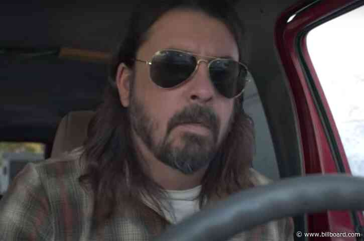 Dave Grohl Goes on the Road in 'What Drives Us' Band Doc: Watch First Trailer