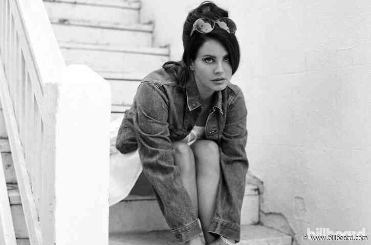 Lana Del Rey Shares 'Blue Banisters' Teaser