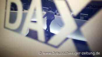 Börse in Frankfurt: Dax hält sich auf hohem Niveau
