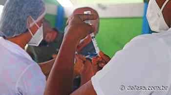 Nova fase de vacinação começa hoje em Paracambi. Idosos com mais de 75 anos serão imunizados - Defesa - Agência de Notícias