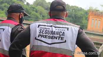 Paracambi inaugura base da Operação Segurança Presente e assina convênio com DER-RJ - Defesa - Agência de Notícias