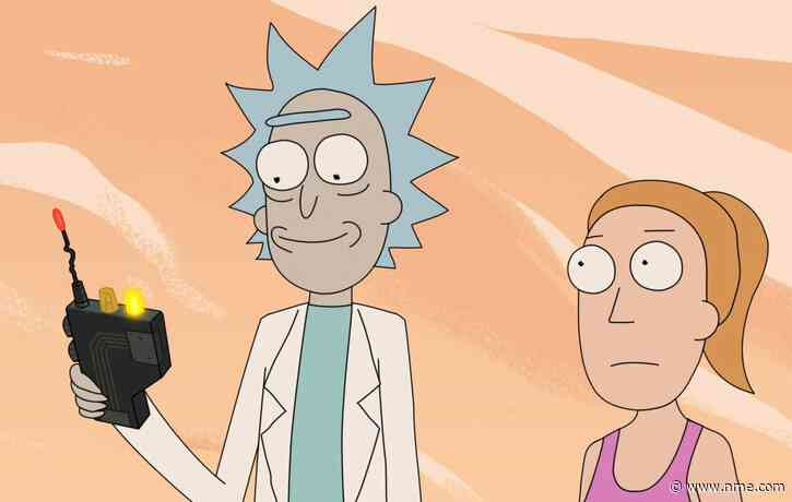 'Rick And Morty' pays tribute to DMX with throwback clip