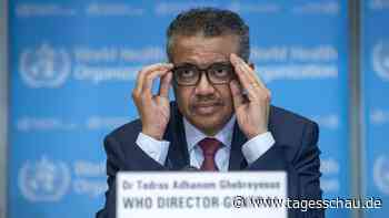 Coronavirus-Pandemie: ++ WHO: Kampf ist an einem kritischen Punkt ++ | tagesschau.de - tagesschau.de