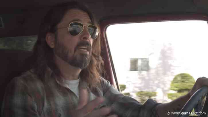 Dave Grohl's New Documentary About Rock Music Has An Incredible Cast Of Huge Names