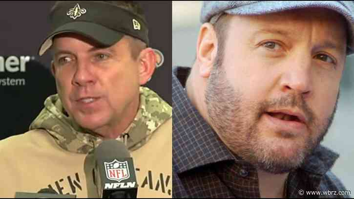 Kevin James to star as Saints coach Sean Payton in upcoming movie