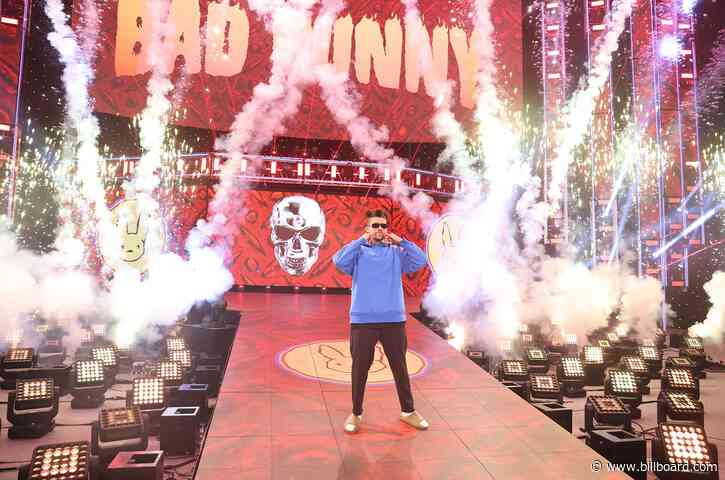 Bad Bunny Snags Praise From WWE Wrestlers in Wrestlemania Debut: 'He Has Truly Earned All of Our Respect'