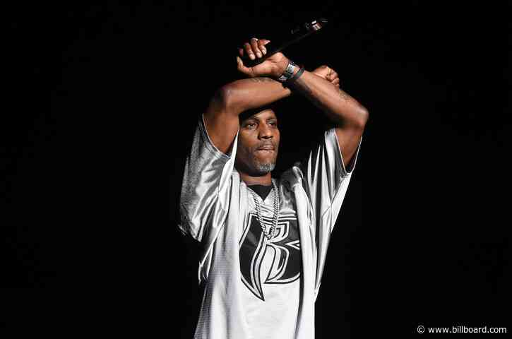 DMX's 2003 Autobiography Returns to Bestsellers List After Rapper's Death