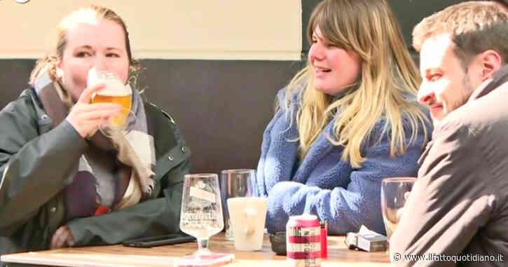 Londra, pub e bar di nuovo pieni dopo l'allentamento delle restrizioni – Video