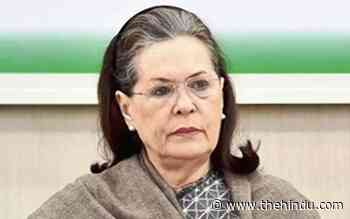 Coronavirus | Give emergency approval to all vaccine candidates: Sonia Gandhi to PM - The Hindu
