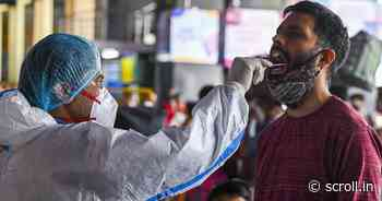 Coronavirus: Delhi reports 11,491 new cases – highest since outbreak of pandemic - Scroll.in