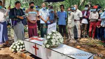 Cardinal Bo: la Birmanie vit un Chemin de Croix de larmes - Vatican News