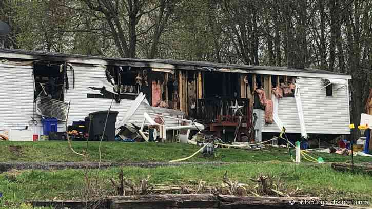 Neighbor Kicks In Door And Alerts Family To Fire In North Fayette, 3 Pets Killed
