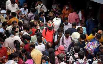 Coronavirus | India reports 1,44,023 cases, 738 deaths - The Hindu