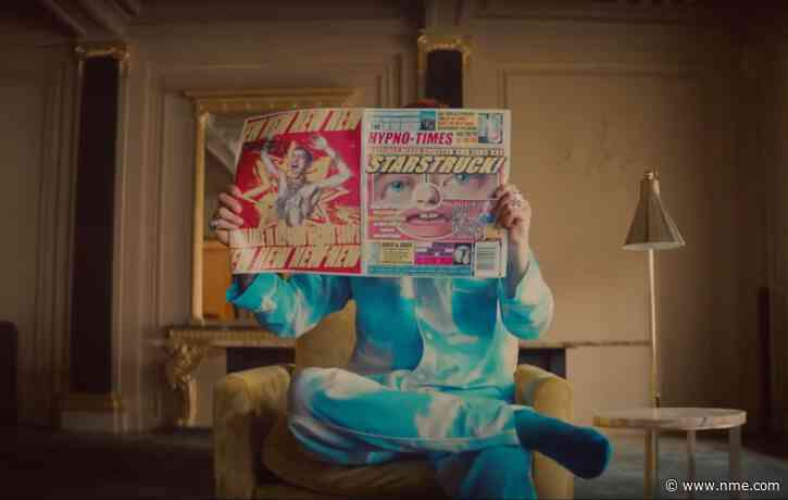 Olly Alexander sees double in Years & Years' new 'Starstruck' video